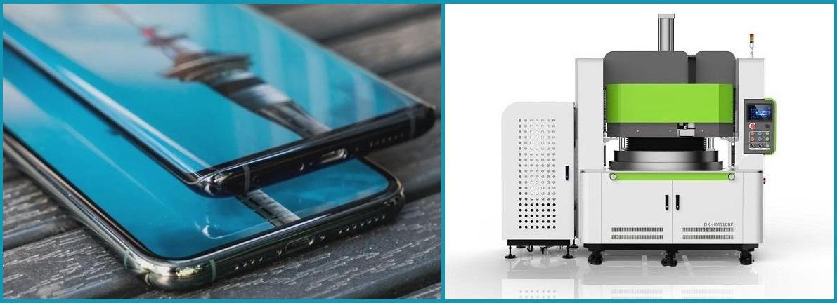 """""""变频技术为手机玻璃生产技术开启智能化新进程"""""""
