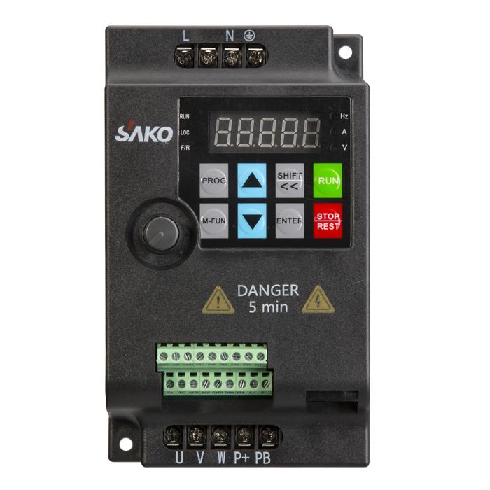 SKI780单相迷你变频器0.75-2.2kw-1