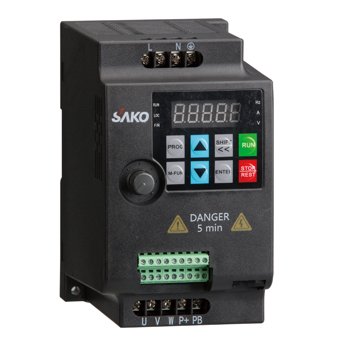 SKI780单相迷你变频器0.75-2.2kw-2
