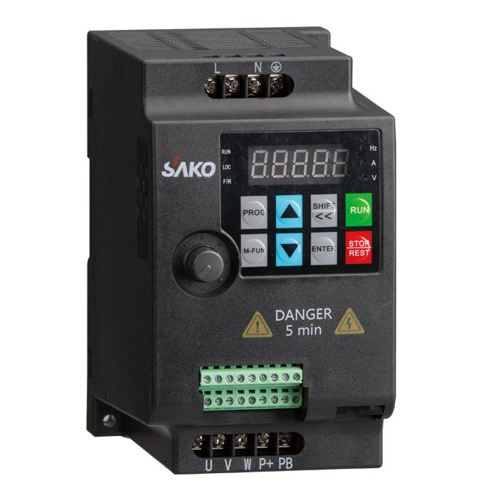 SKI780三相迷你变频器0.75-2.2kw-1