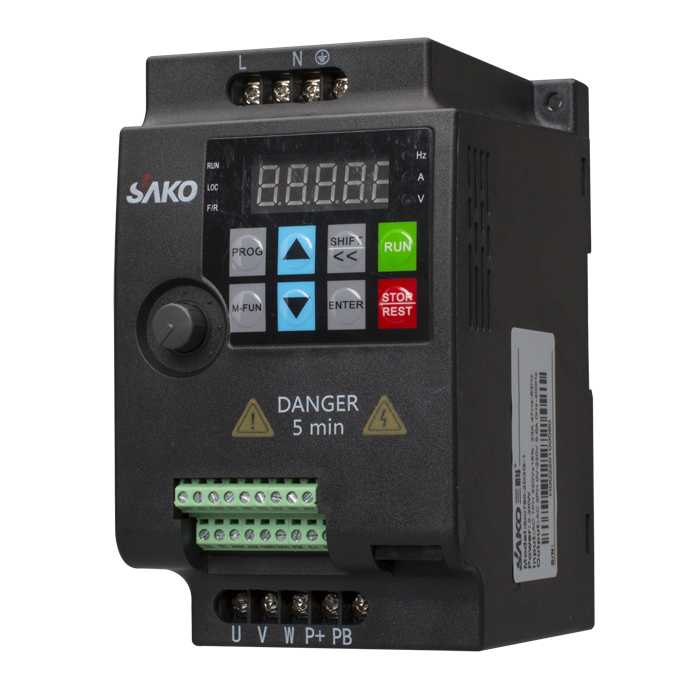 SKI780三相迷你变频器0.75-2.2kw-3