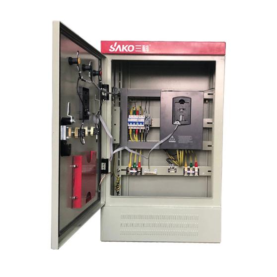 数控机床专用变频控制柜-3