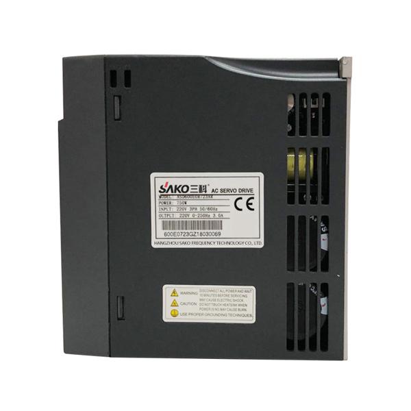 三科交流伺服驱动器+伺服电机80ST-M02420A-N套装-4