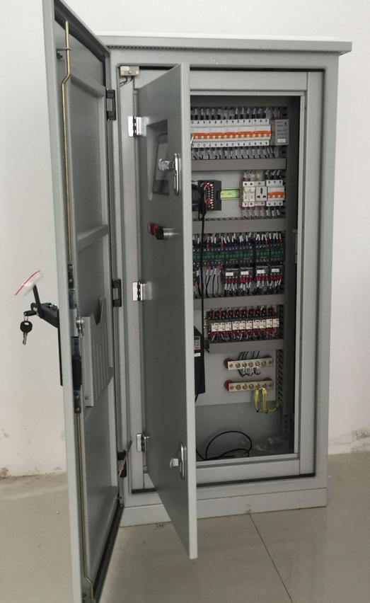 自动化控制柜(恒压供水系统)-1
