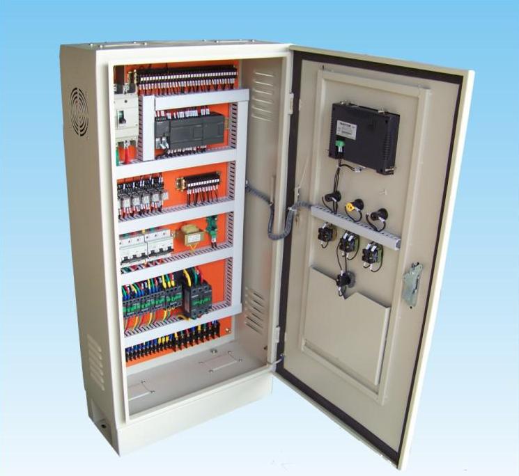 自动化控制柜之纱布折叠系统-1