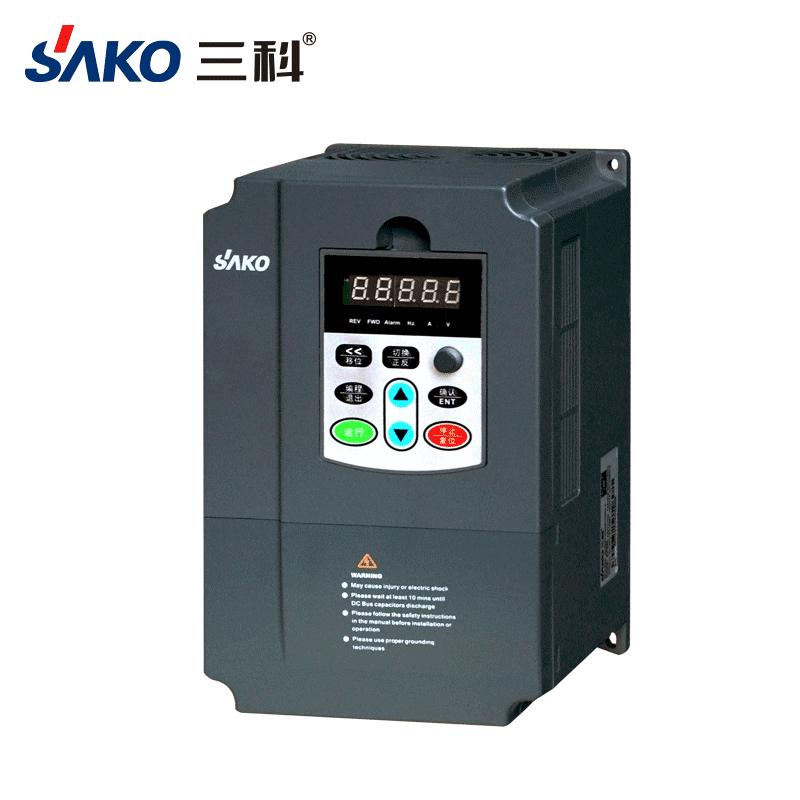 SKI670 0.75-2.2kW单相转三相变频器-3