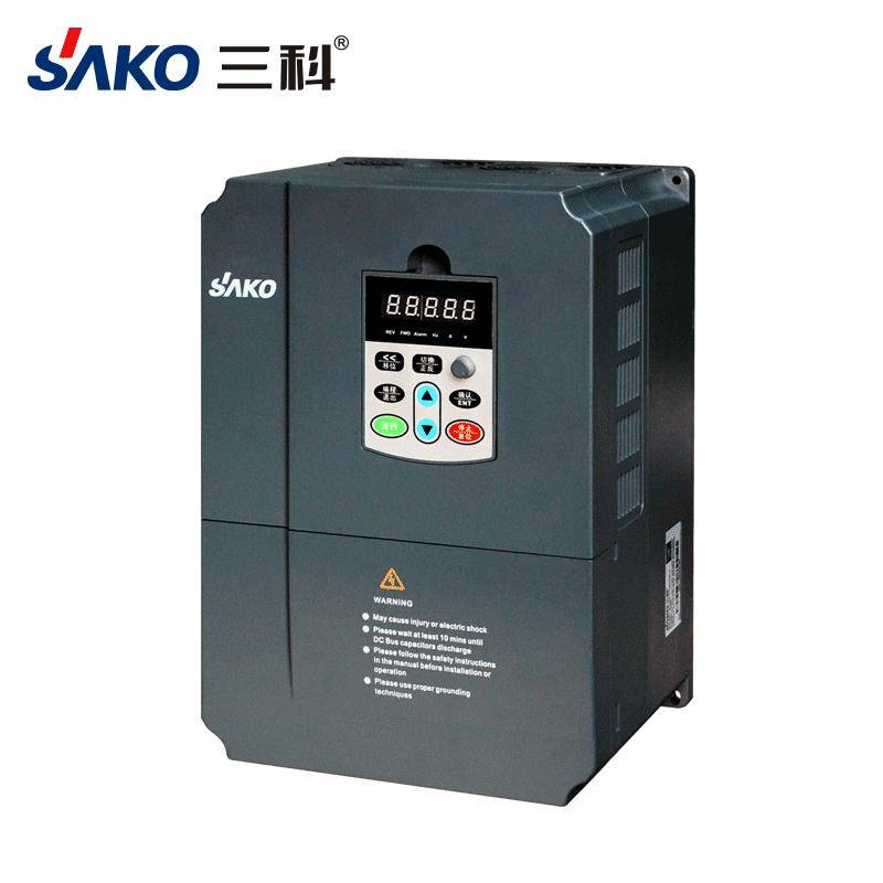 SKI670 4-7.5kw单相转三相变频器-3