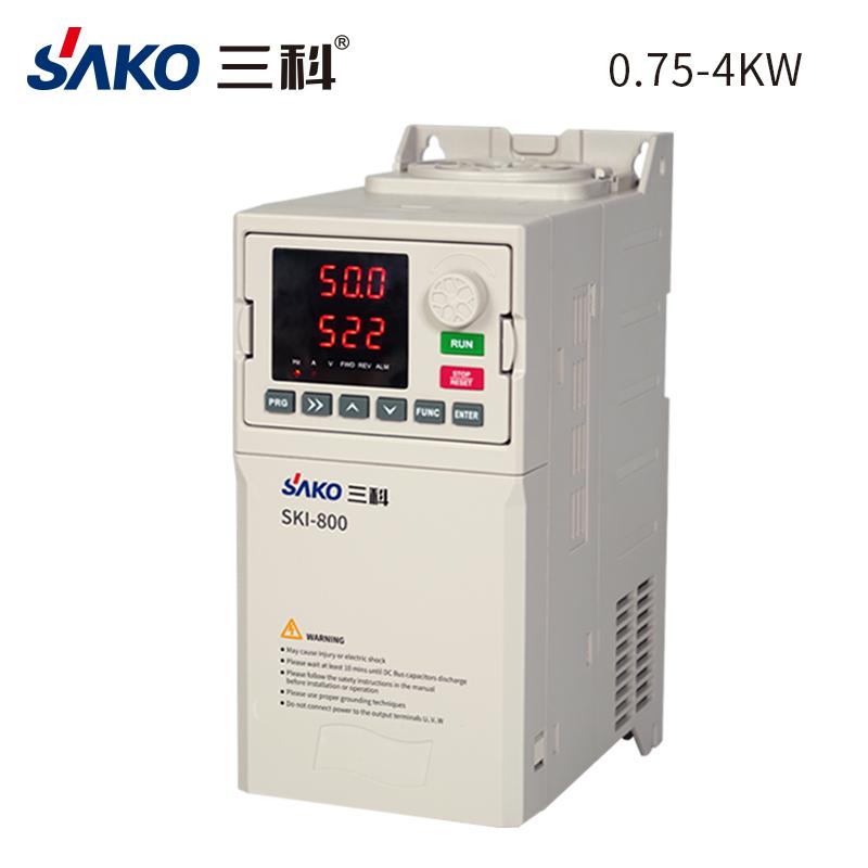 SKI800三相380V变频器0.75~4KW-2