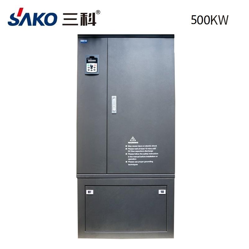 SKI300三相大功率变频器500KW-1
