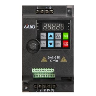 SKI780单相迷你变频器0.75-2.2kw