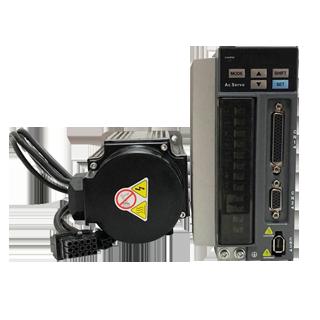 三科交流伺服驱动器+伺服电机80ST-M02420A-N套装