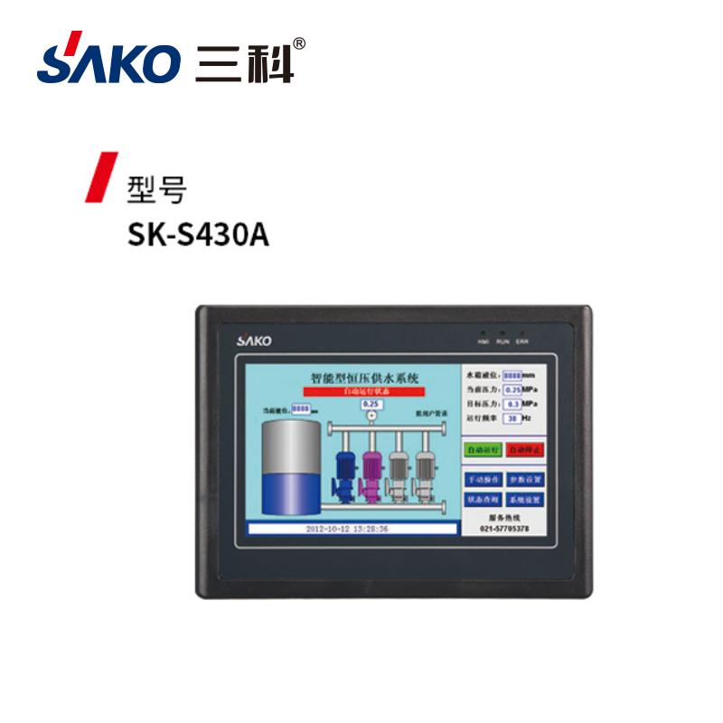 三科SK-S430A触摸屏