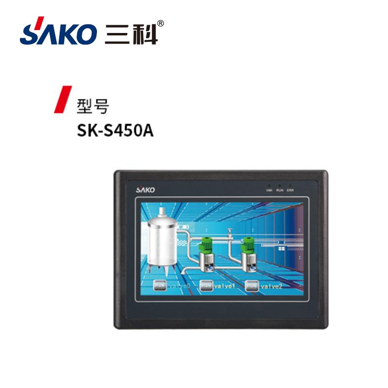 三科SK-S450A触摸屏