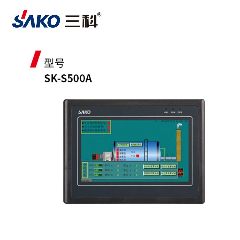 三科SK-S500A触摸屏