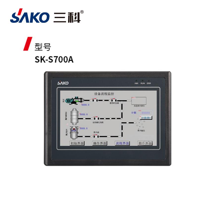 三科SK-S700A触摸屏