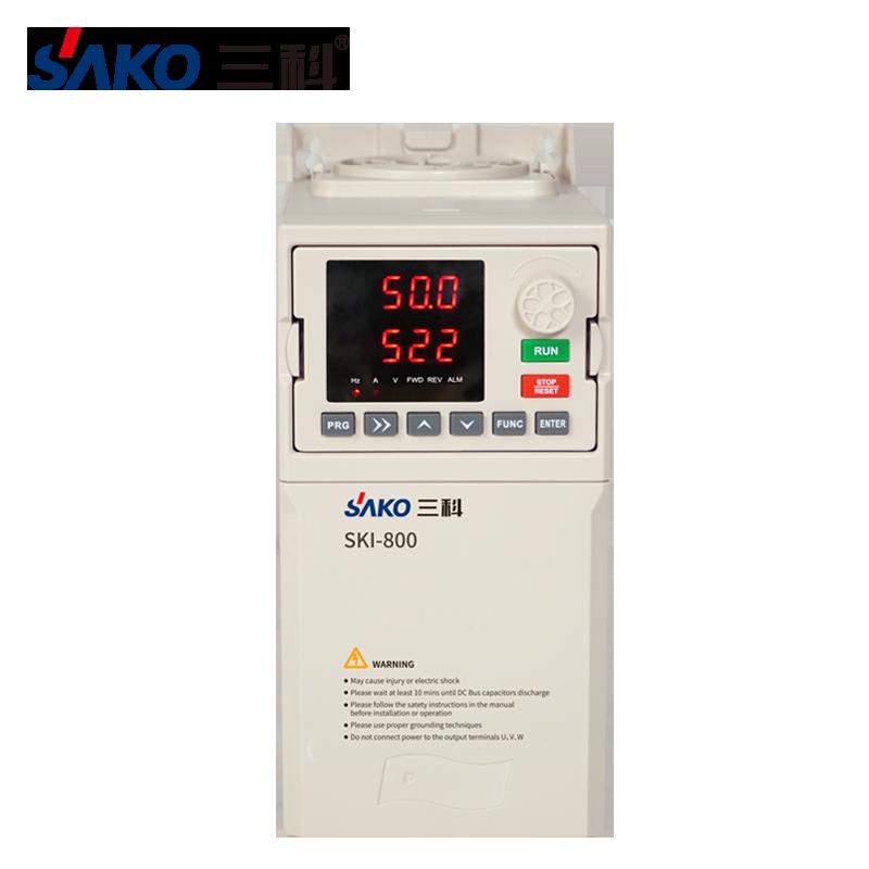 SKI800单相220V变频器0.75~2.2KW