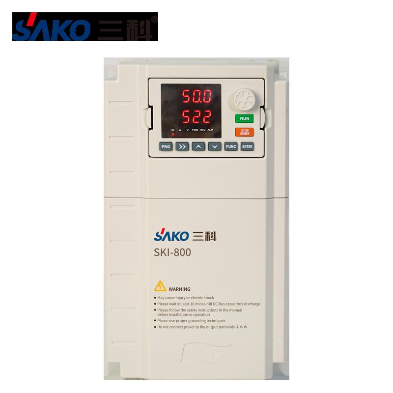 SKI800三相380V变频器5.5~11KW